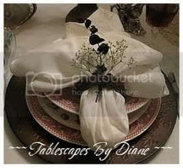 Tablescapes By Diane