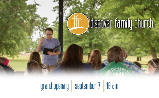 Click here to support Launch Discover Family Church  by Johnny Kelley