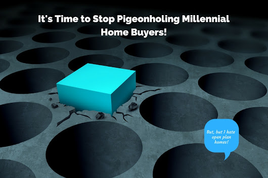 It's Time To Stop Pigeonholing Millennial Home Buyers - Realty Times