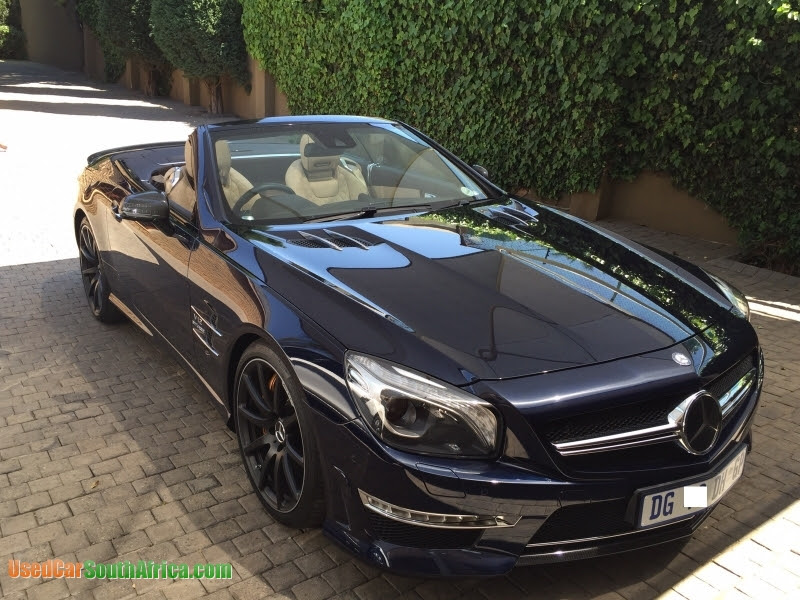 2014 Mercedes Benz SL65 AMG used car for sale in ...