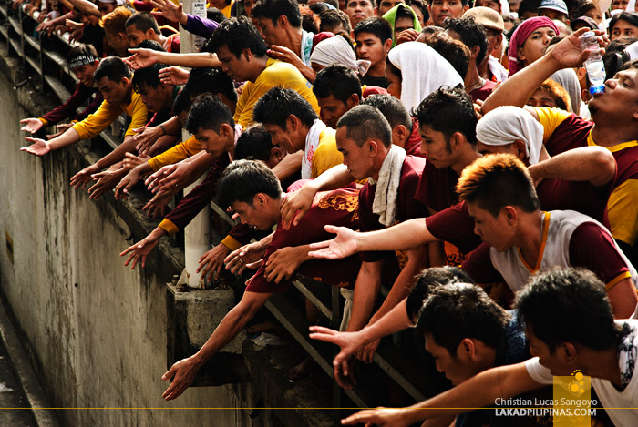 The Feast of the Black Nazarene in Manila