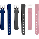 WITHit Band Kit for Fitbit Alta - Gray/ Navy/ Pink