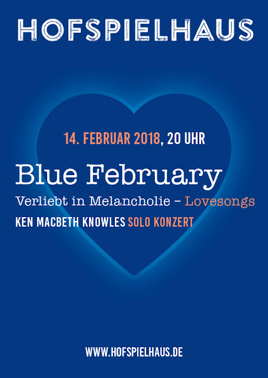 Come let me make your February a bit bluer