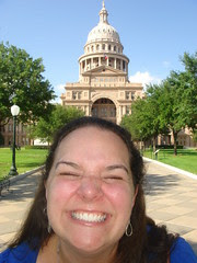 At the Capital of Texas