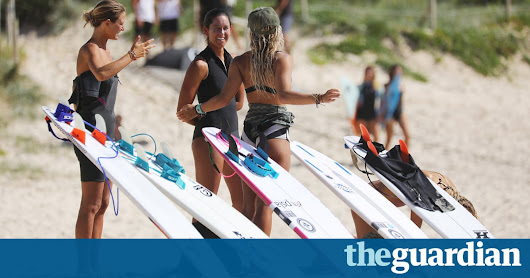 How we fought back against surfing's sexist bullies | Layne Beachley | Sport | The Guardian