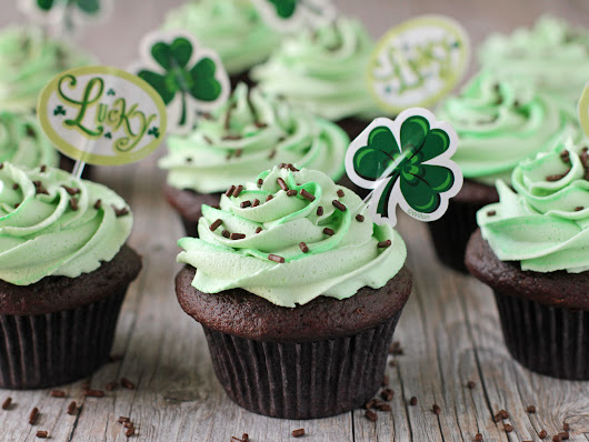 39 Green Food Recipes For St. Patrick S Day Treats And Snacks - Genius Kitchen