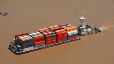 Resultado de imagen para embarcaciones de cabotaje, barcazas y remolcadores de empuje + hidrovia