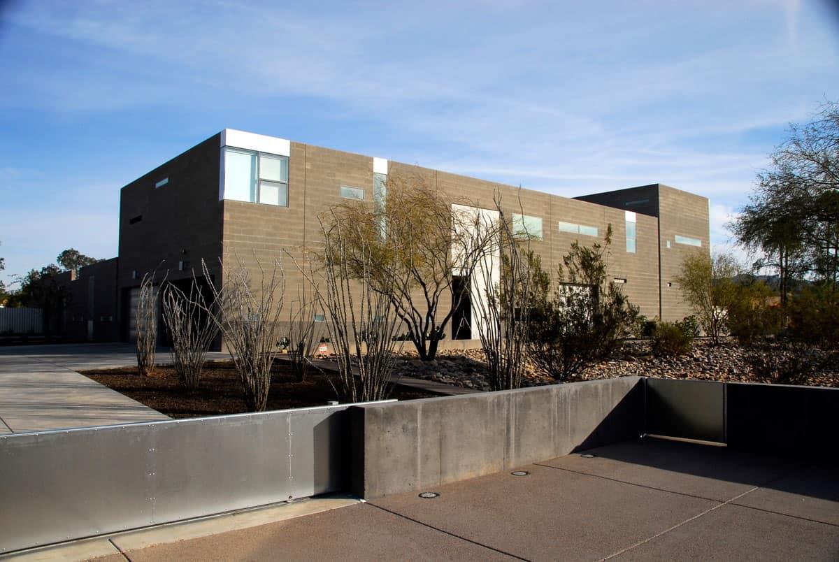 Essence of the Desert House by Au Design Studio   HomeDSGN