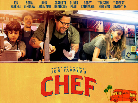 Movie Watching: Chef and the Use of Social Media