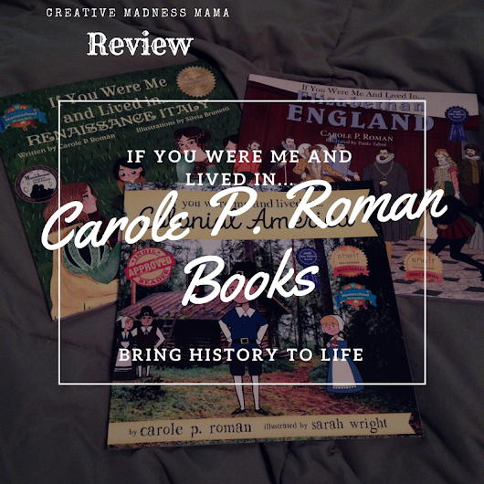 If You Were Me and Lived in… by Carole P. Roman {Review}