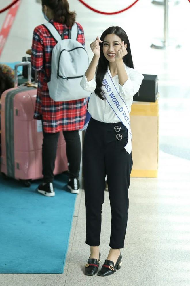 Đỗ Mỹ Linh - Nàng Hoa hậu Nhân Ái luôn ghi điểm trong mắt mọi người với phong cách thời trang giản dị - Ảnh 5.
