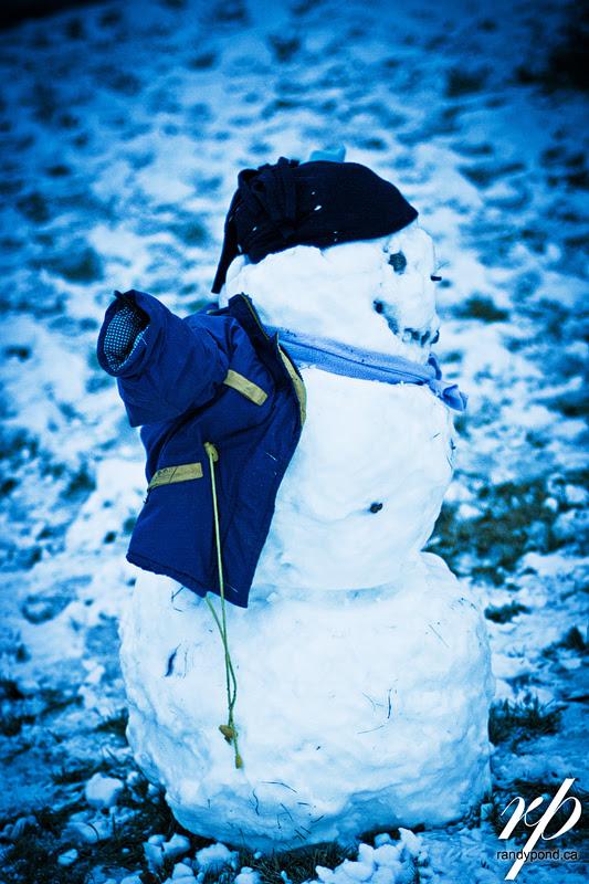 ~ 299/365 Snow Dude ~