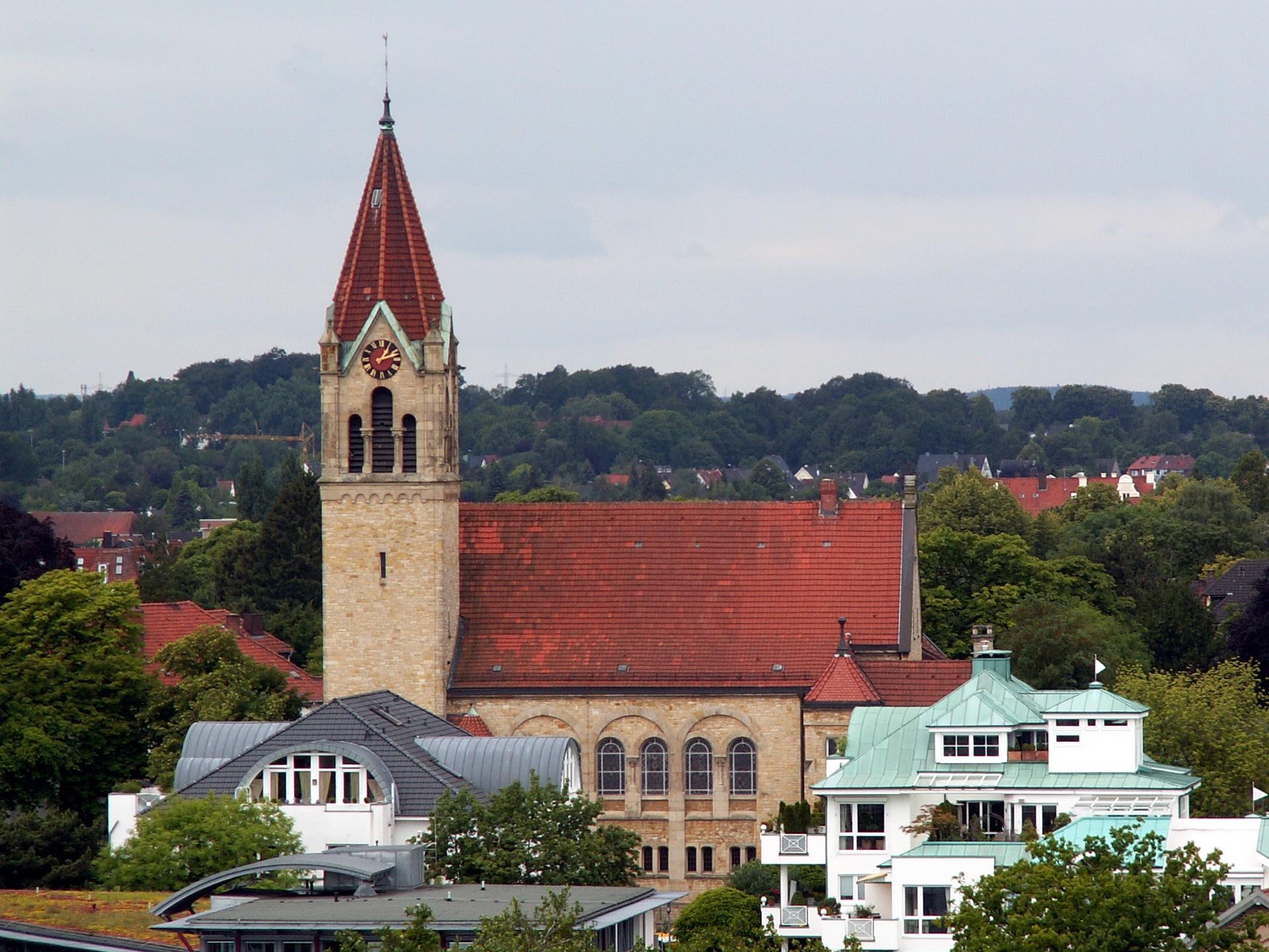 Die Bergkirche