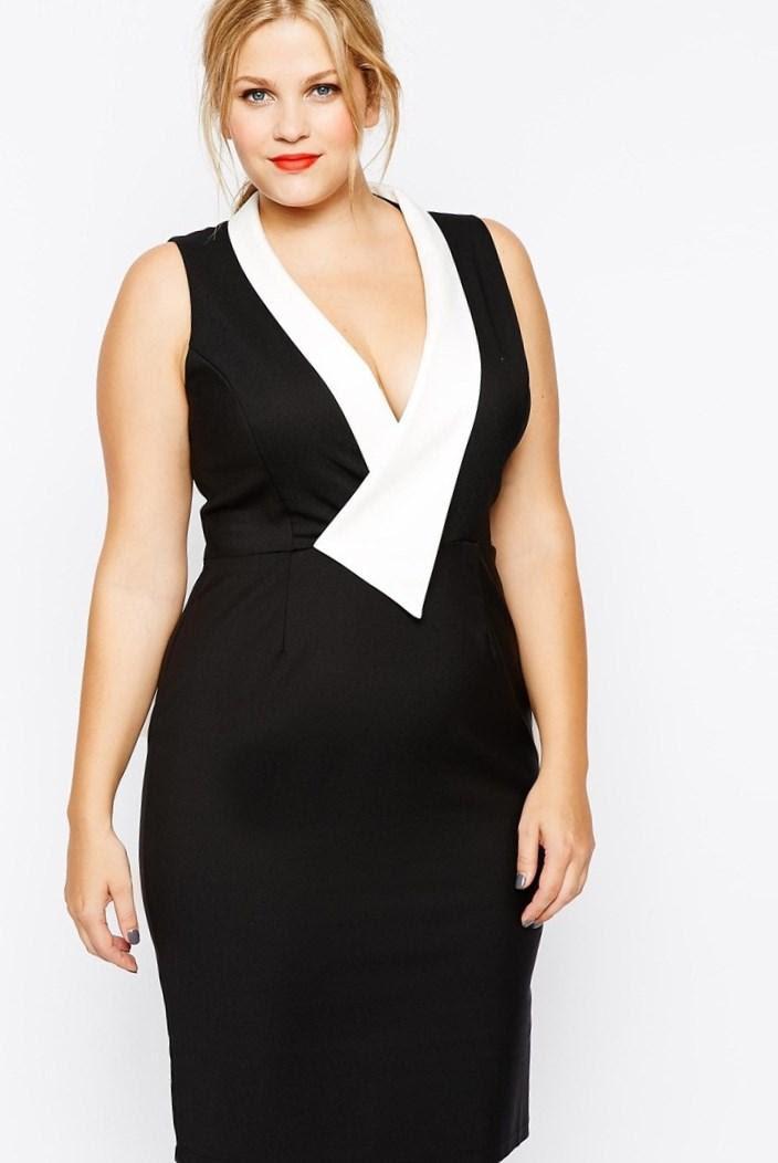 249d899760e WOMEN S CLOTHING STYLE  Plus size party wear dresses - PlusLook.eu ...