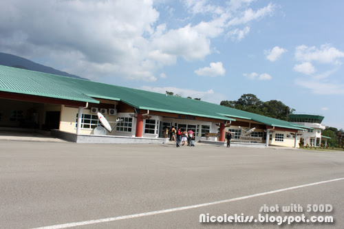 small mulu airport