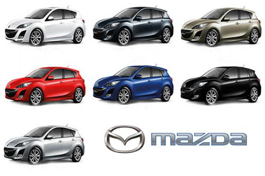 Mazda Used Cars Automatic Transmission Hatchback Details in Bangladesh