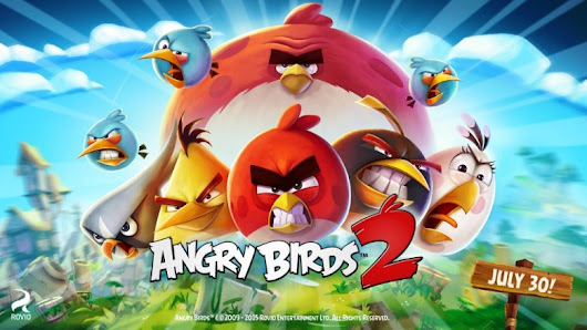 Angry Birds 2 gets July 30 release date