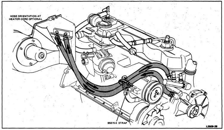 84 Mustang Engine Diagram