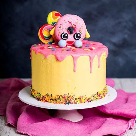 Shopkin Drip Cake