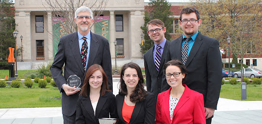 Students Win International Business Ethics Competition