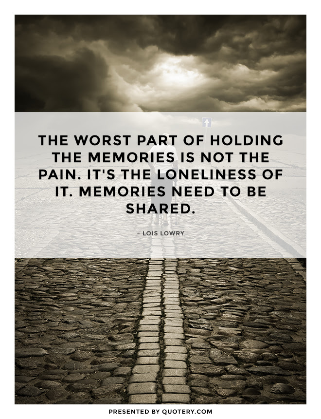 Quotes About Shared Memories 54 Quotes