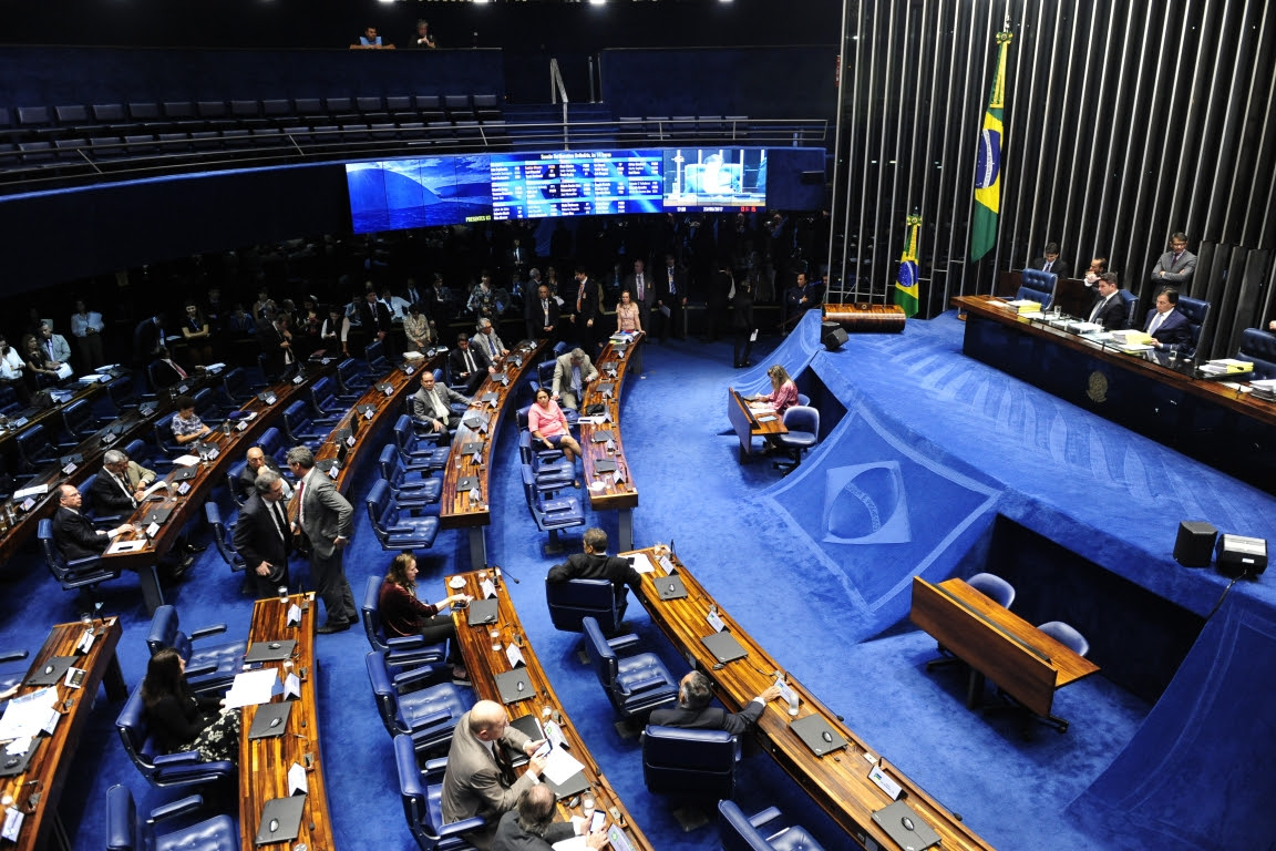 Foto: Jonas Pereira/Agência Senado.