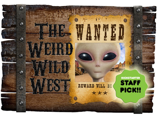 Tales of the Weird Wild West by Danielle Ackley-McPhail — Kickstarter