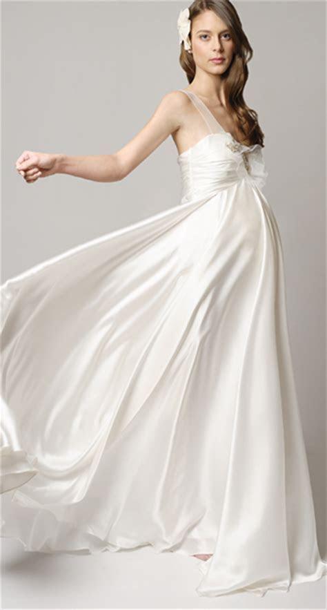 Maternity Wedding Dresses by Tina Mak