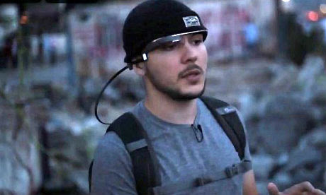 How Vice's Tim Pool used Google Glass to cover Istanbul protests