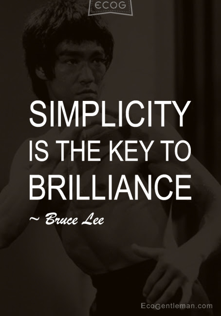 Taco Flopro Team Blog Graphic Quotes Simplicity Is The Key To