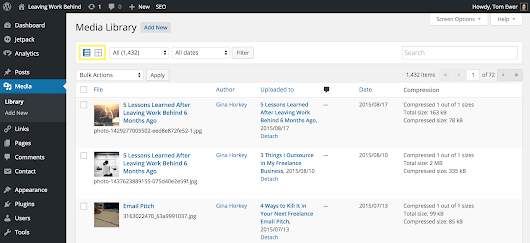 9 Hidden Features in the WordPress Media Library Only Power Users Know