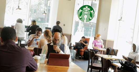 Too Much Coffee? Starbucks Shops Outnumber McDonald's - WSJ