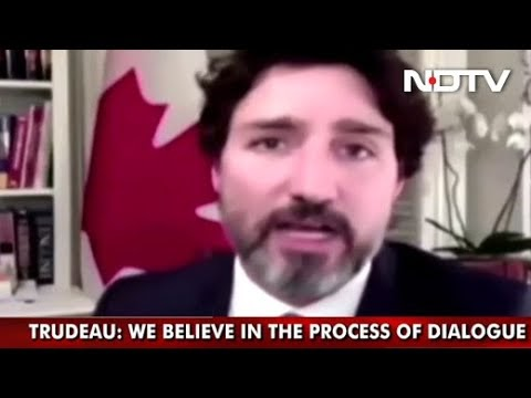 """Ill-Informed"": India Reacts Sharply To Trudeau's Farmer Protest Remarks"