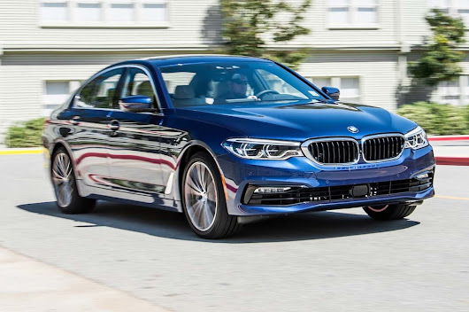 2017 BMW 530i Long-Term Arrival