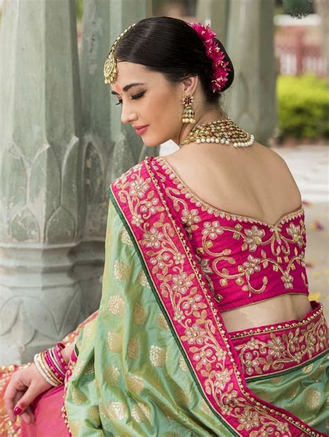 Pin by JJ Collections on Designer Wedding Sarees