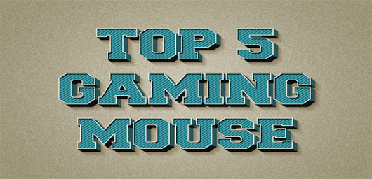 Top 5 Best Gaming Mouse For 2015 | Gaming mouse