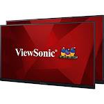 Viewsonic VA2456-MHD_H2 23.8 LED LCD Monitor - 16:9 - 5 ms GTG (OD) - 1920 x 1080 - 16.7 Million Colors - 250 Nit - Full HD - Speakers - HDMI - VGA -