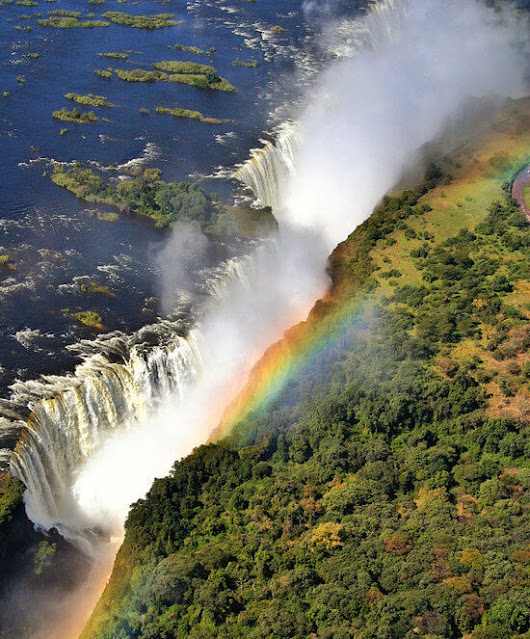 6 reasons to visit Victoria Falls – The World's largest waterfall - Distant Journeys