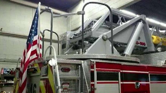 US flags called 'liability,' ordered removed from New York fire trucks | Fox News