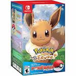 Nintendo Switch Pokemon Let's Go, Eevee! + Poke Ball Plus Pack