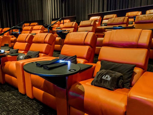 iPic Luxury movie theater coming to University Town Center | McConnell and Associates