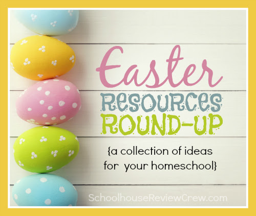 Easter Resources Round-Up