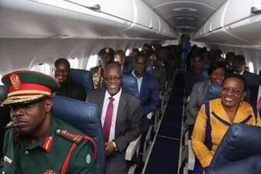 Tanzania: President refuses private jet to UN, flies Commercial and says use the money to fix hospitals - The Most Influential Contemporary African Diaspora Leaders