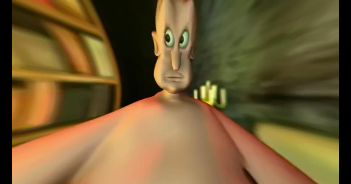 Little Blue Guy Screaming Meme