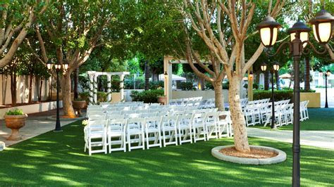 Wedding Venues in Phoenix   Sheraton Crescent Hotel