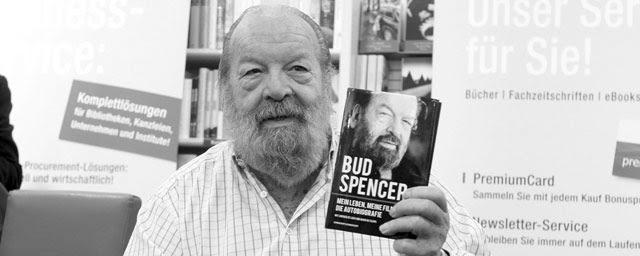 Mort de Bud Spencer, inoubliable partenaire de Terence Hill - Actus ...