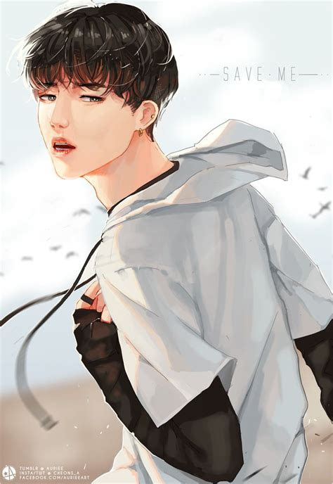 bts anime images  pinterest drawings bts