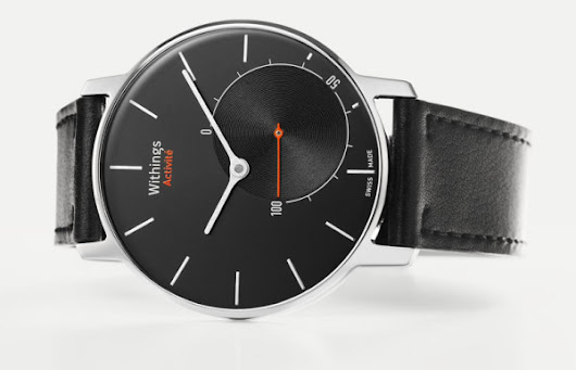 Move over, Moto 360: This might be the best-looking smartwatch we've seen yet
