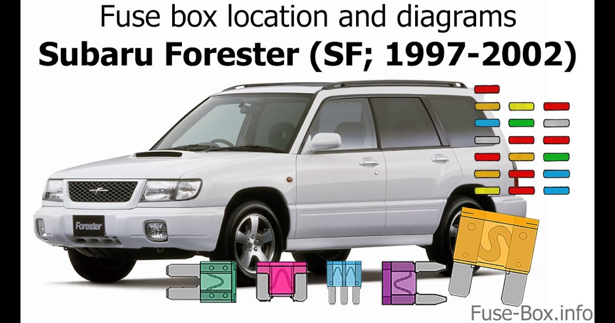 🏆 diagram in pictures database subaru forester 2007 user