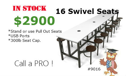 Training Room Tables, OFM 9016 $2900